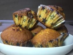 muffins; мъфини с шоколд;мъфини с конфитюр;мъфини