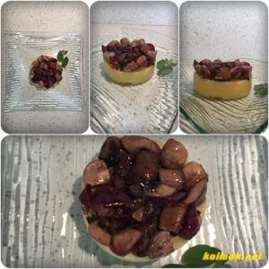 4_полента с гъби,polenta with mashrooms