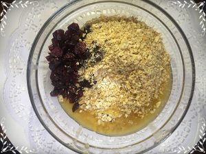 смес за бисквити с овесени ядки; oatmeal biscuit mixture
